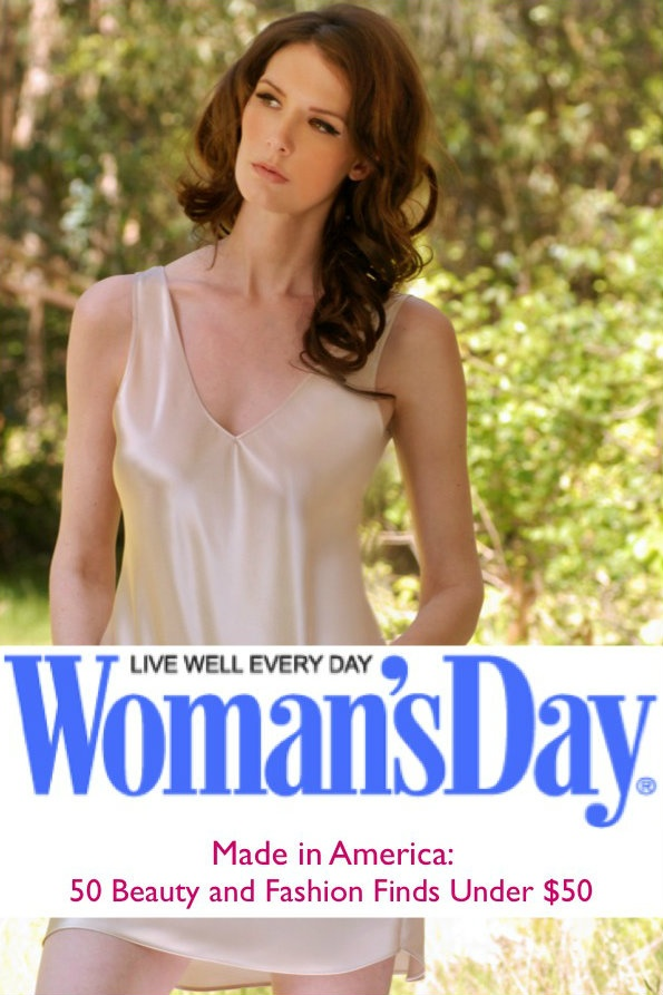 Farr West in Woman's Day magazine online!