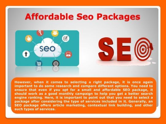 Affordable SEO Packages in tracy   Seo packages, Seo, Seo consultant