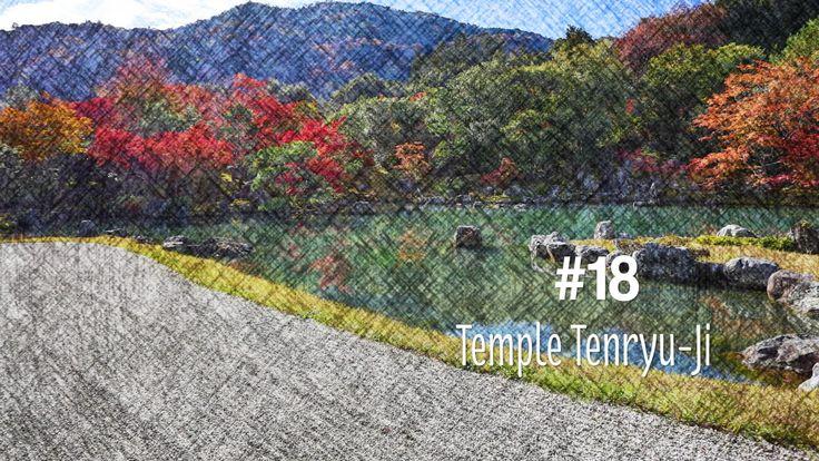 #18 Le temple Tenryu-ji