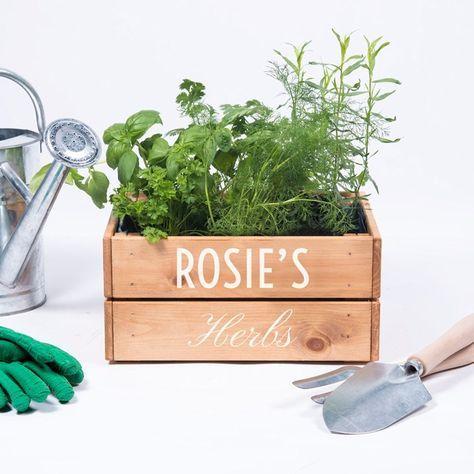 Wooden Crate Uses Herbs Garden 67 Ideas  – Outdoor patio table