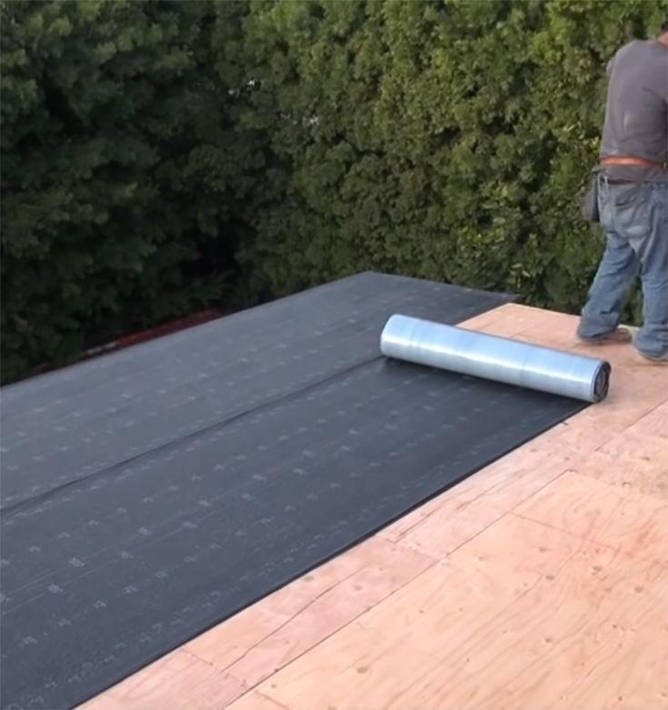 Roof Paper Types Roof Roofing Felt Underlayment