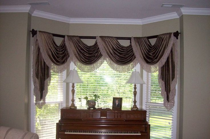 17 Best Images About Cascades And Jabots On Pinterest Valance Ideas Fabrics And Arched Windows