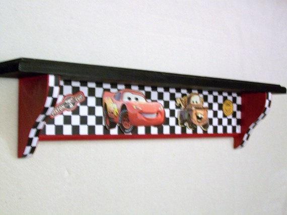Disney Cars Shelf By Lauriereynolds1 On Etsy, | Kids | Pinterest | Disney  Cars, Disney And Shelves