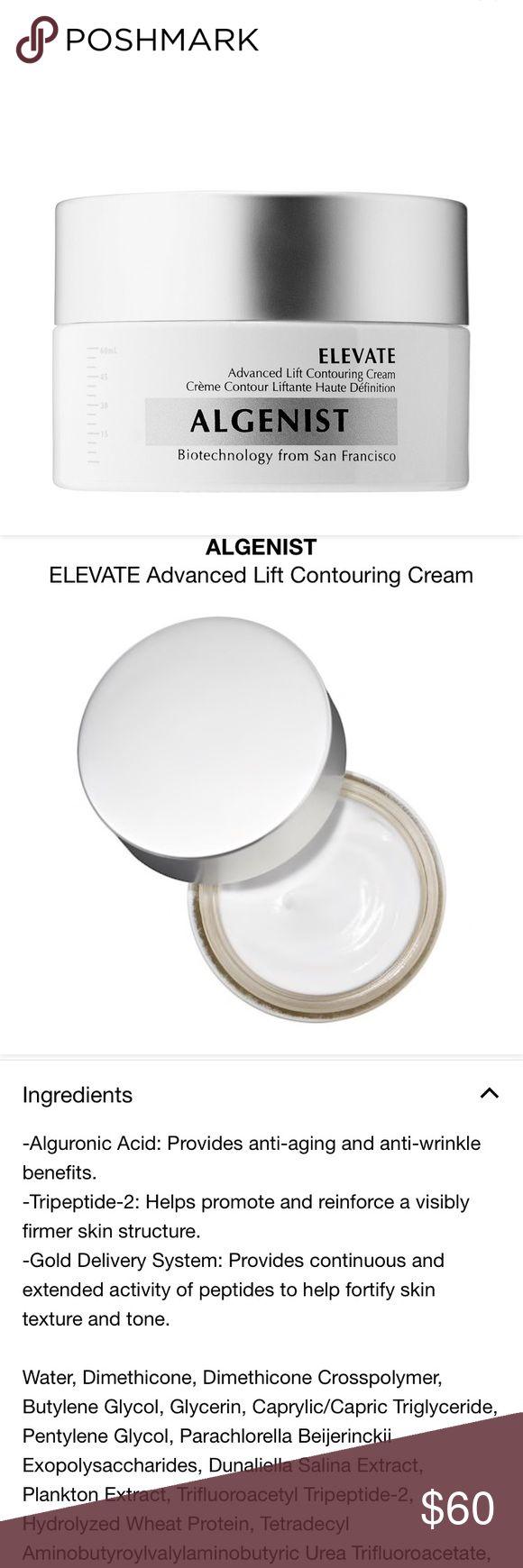 ALGENIST ELEVATE Advanced Lift Contouring Cream NIB