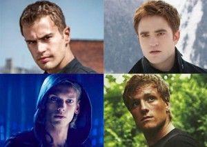 Fictional Boyfriend Quiz: Divergent, Twilight, Mortal Instruments, Hunger Games