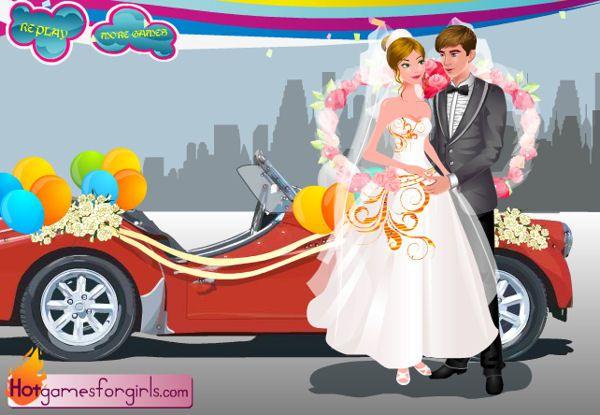 Trucco e vestito per la sposa