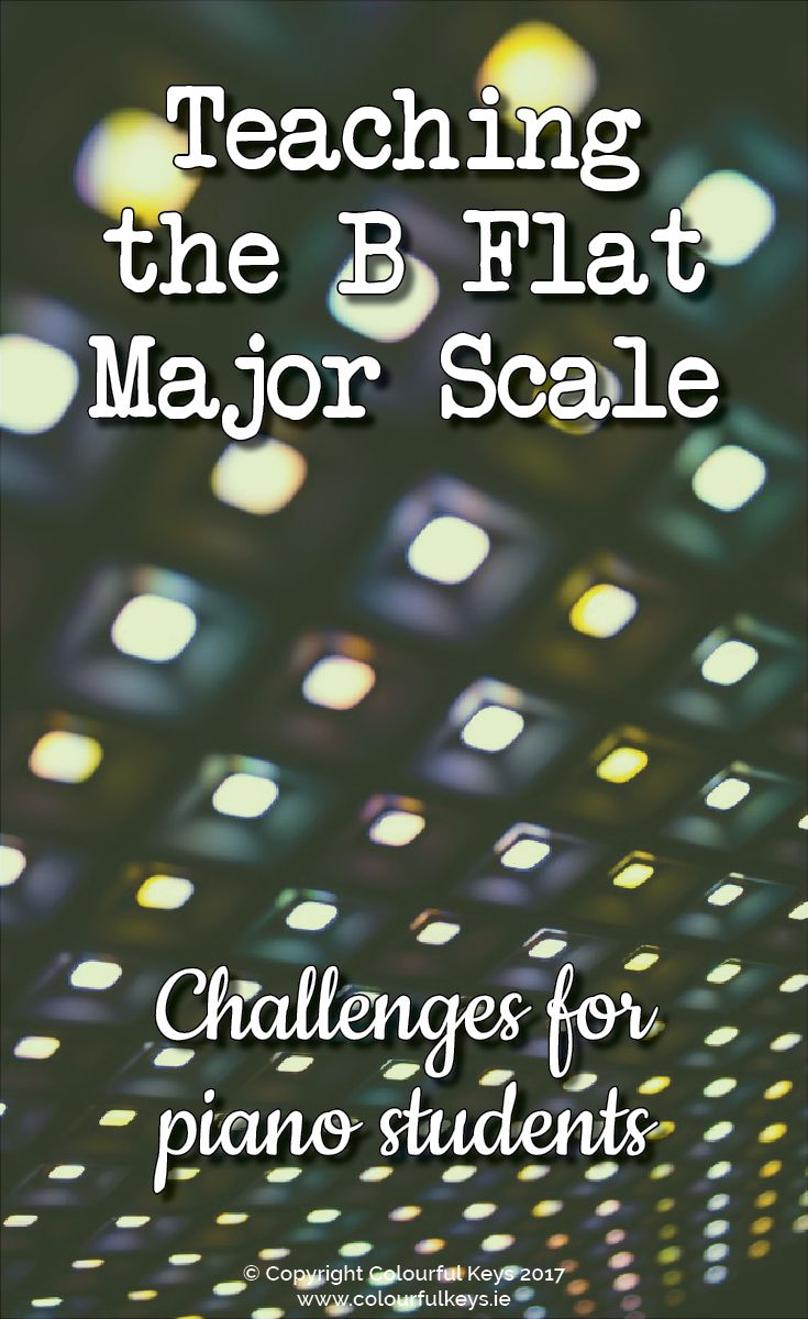 How do you test scales? Have you tried any of these alternative ways? http://colourfulkeys.ie/supreme-scale-drills-introducing-b-flat-major-scale/