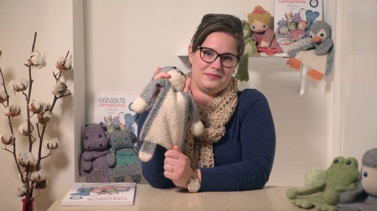 Gehaakte Lappenpoppen: Tutorial Lijf Haken - A la Sascha