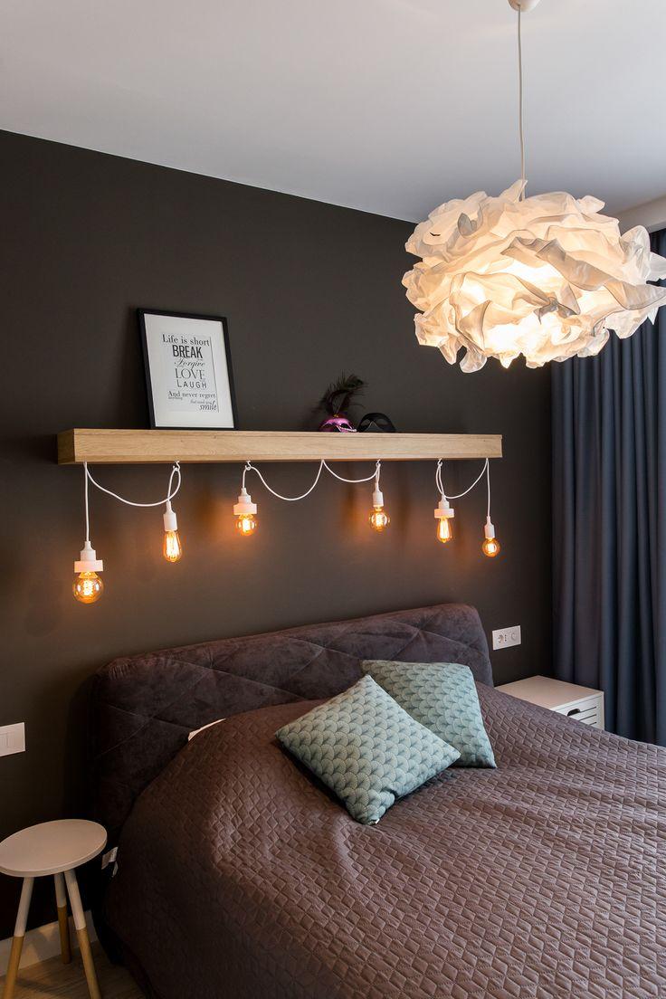 Bright Coloured Wall Lights : De 25+ bedste ideer inden for Hanging light bulbs pa Pinterest Lys p?re og Cafeer
