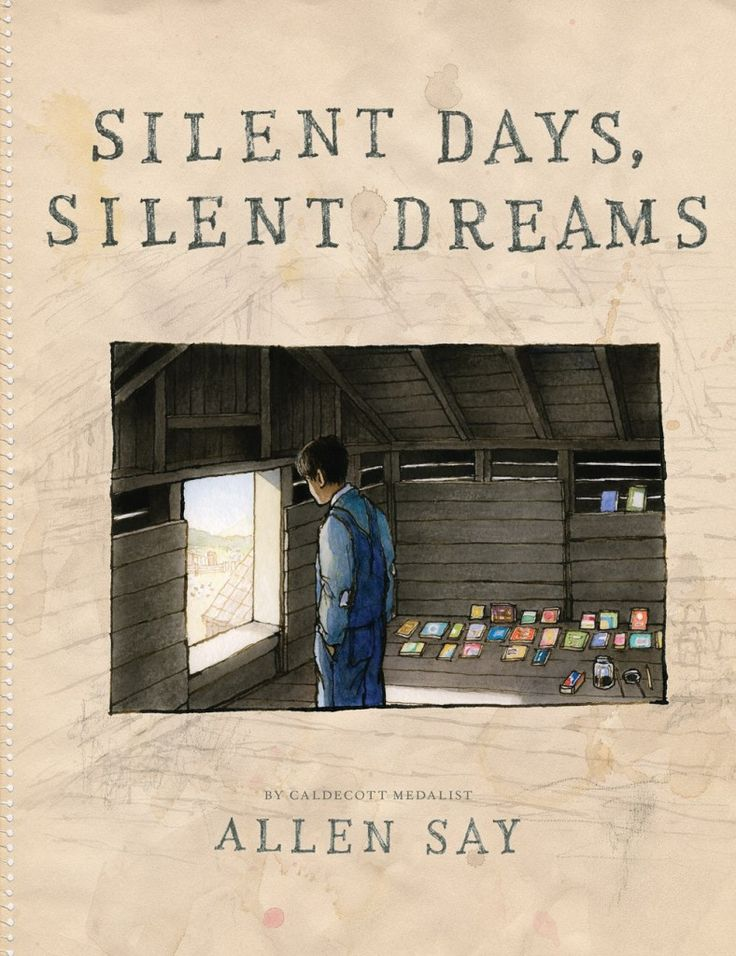 Silent Days, Silent Dreams - podcast with Allen Say