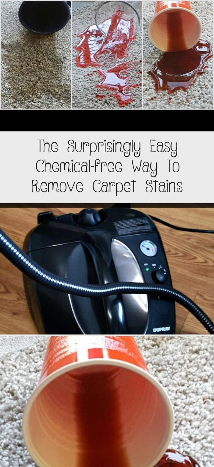 Spot Cleaner Carpet Stain Removal DIY Carpet stain