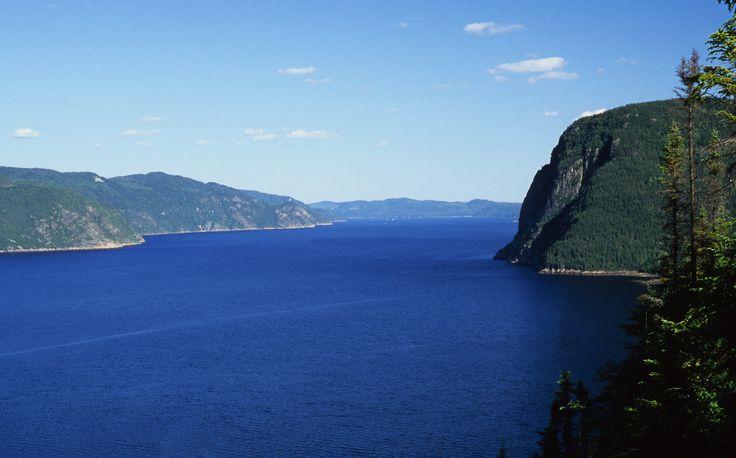 Province de Québec - Parc National du Fjord du Saguenay
