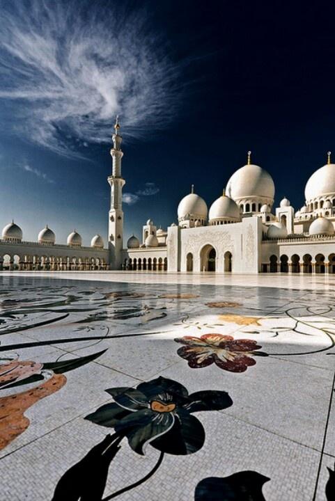 Beautiful Masjid...
