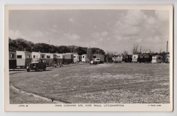 Main Caravan Site, Rope Walk, Littlehampton, Sussex
