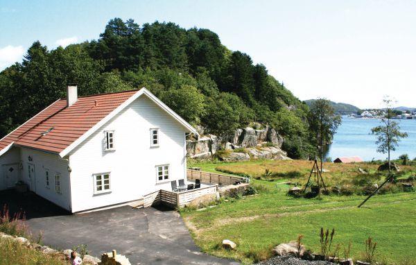 Feriehus - Farsund/Øyhovden - N36685