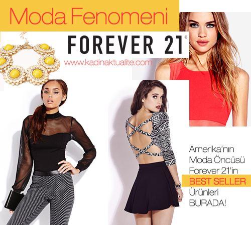 Moda Fenomeni FOREVER 21! | Kadın Aktüalite