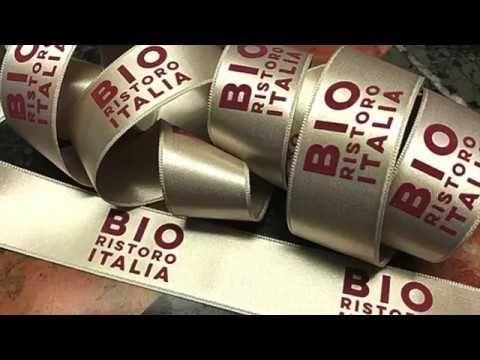 la qualità nella stampa di nastri personalizzati www.inastridiarianna.it