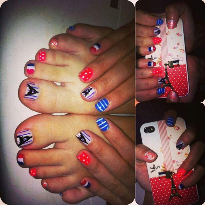 Eiffel nails