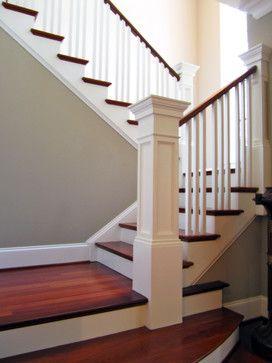 Craftsman Home - craftsman - Staircase - Columbus - Andrew Melaragno