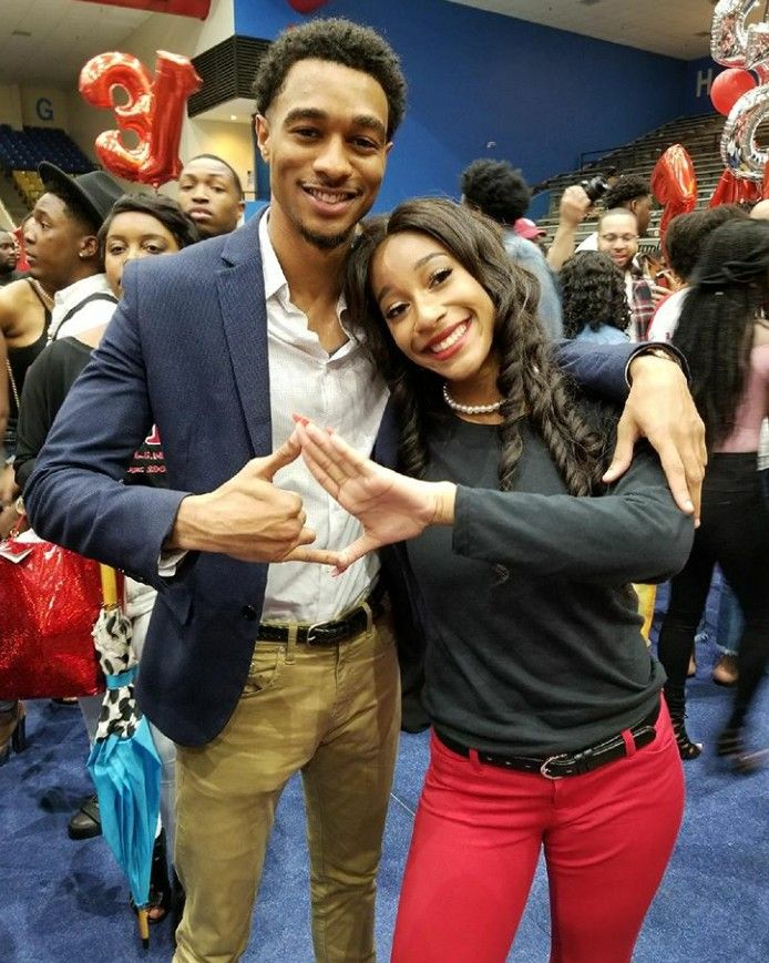 Brother And Sister A Phi A And Dst Jackson State University