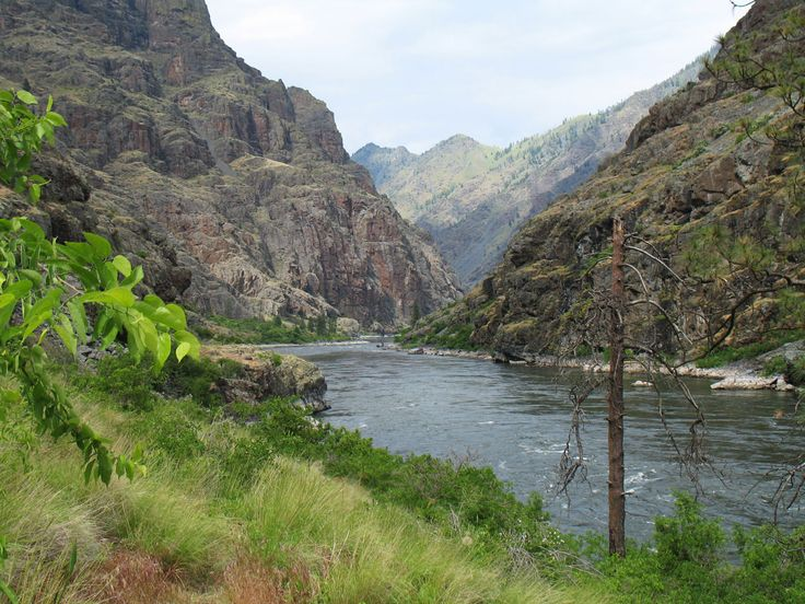 Hells Canyon Scenic Byway: Best Northwest Scenic Drives