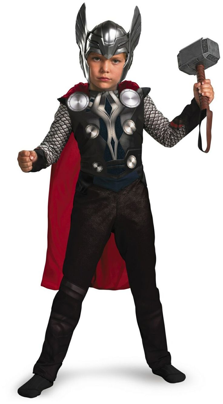 Best 25+ Thor halloween costume ideas only on Pinterest ...