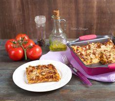 Диетическая мясная лазанья | Рецепты правильного питания - Эстер Слезингер