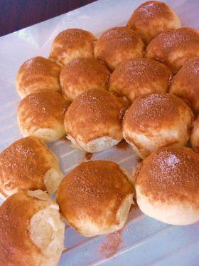 「シナモンのちぎりパン」katumi | お菓子・パンのレシピや作り方【corecle*コレクル】