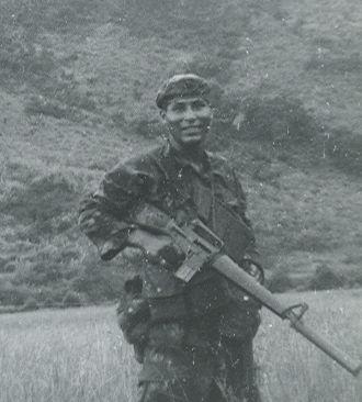 173rd Airborne LRRP ~ Vietnam War