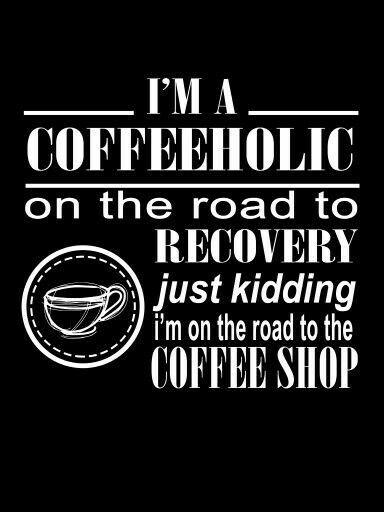 I'm coffeeholic