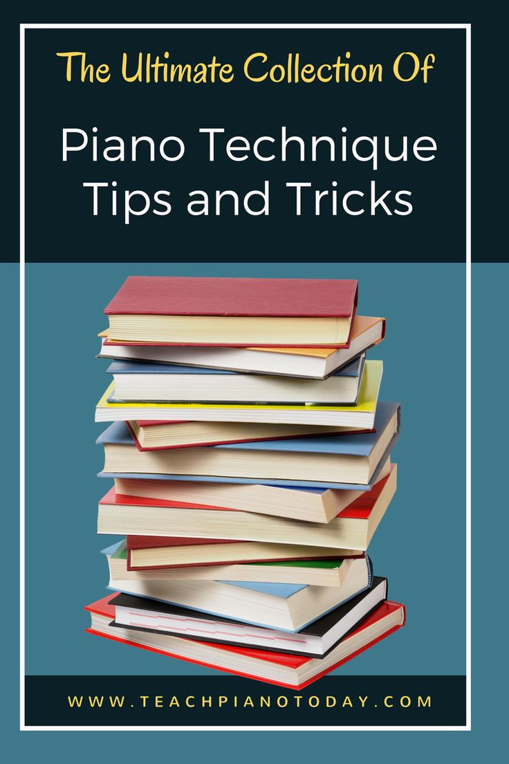 A piano teacher's dream! All the piano technique help you need in one spot.