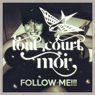 Follow me many new products are coming...  Stay Tuned!  Click here:  Facebook: Tout-Court-Moi Twitter: toutcourtmoi Web Site: www.toutcourtmoi.com Instagram: toutcourtmoi