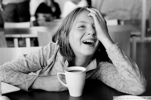 Emily Laughs (Explored)