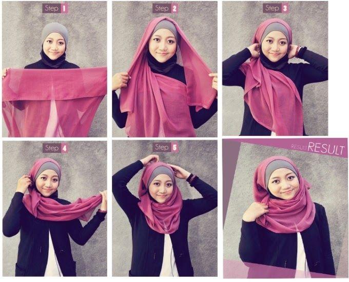 hijab tutorial 2015 - Recherche Google