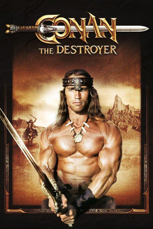 Conan the Destroyer 1984 full Movie HD Free Download DVDrip