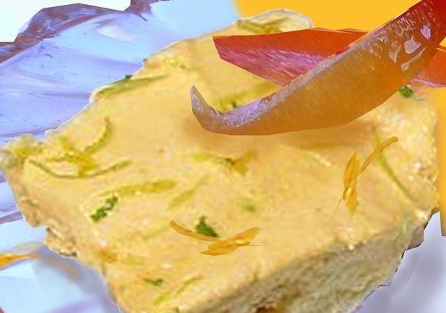Recette Tiramisu met citroen en sinaasappel