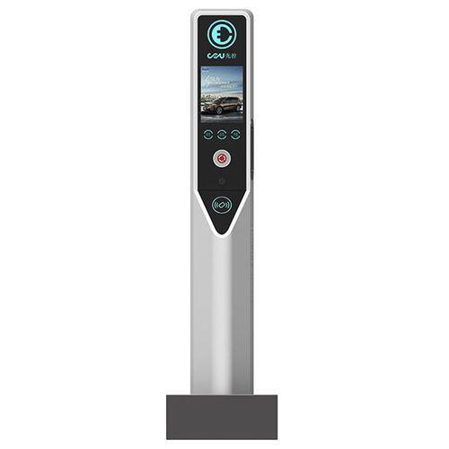 Stazione di ricarica DC / per veicolo elettrico EVTS series integrated AC&DC Charging Station Sicon Chat Union Electric Co., Ltd