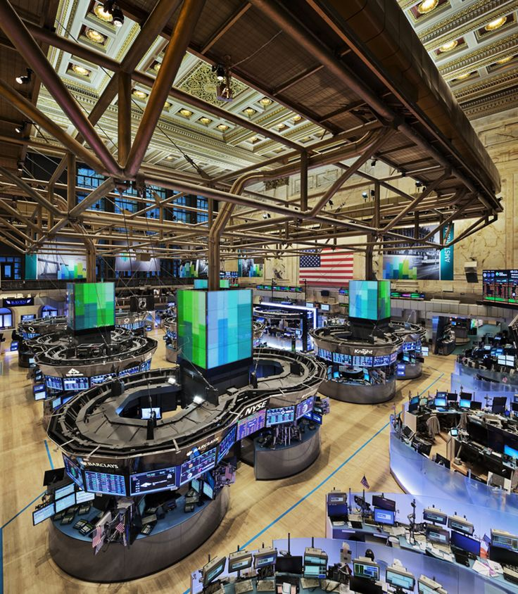 New York Stock Exchange: Next Generation Trading Floor company