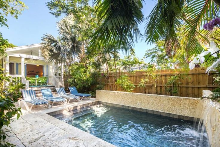 The Ultimate Escape: Key West Cottages with Private Pools  by Vacasa  #vacation #florida