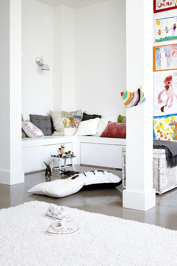 Estar de los ni os living space by esther jostmeijer for Sala de estar para ninos