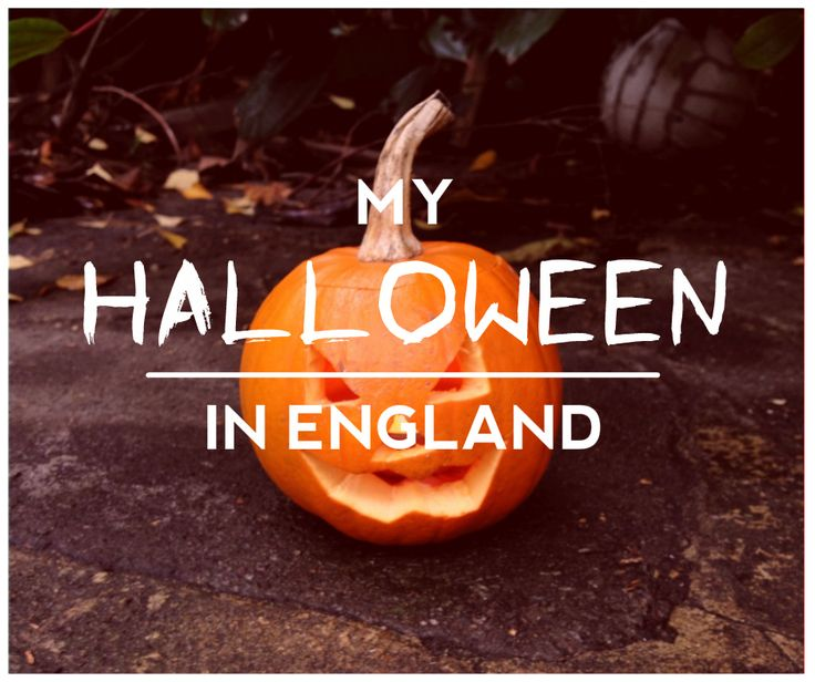 My Halloween in England | Itchy Feet Diary