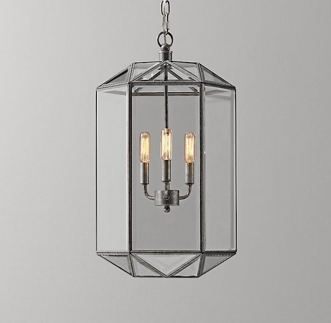 restoration hardware baby lighting. rh baby u0026 childu0027s giles tall lantern pendant pewteroffering a streamlined take on the traditional oil our fixture features geometric metal restoration hardware lighting