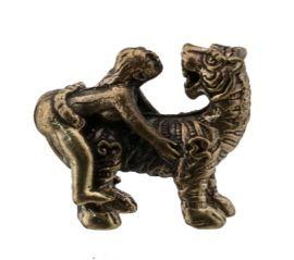 Amulette de Thaïlande Tigre erotique-attraction Amour