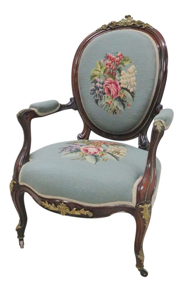 2019 Latest Design Victorian Armchair Antiques Chairs