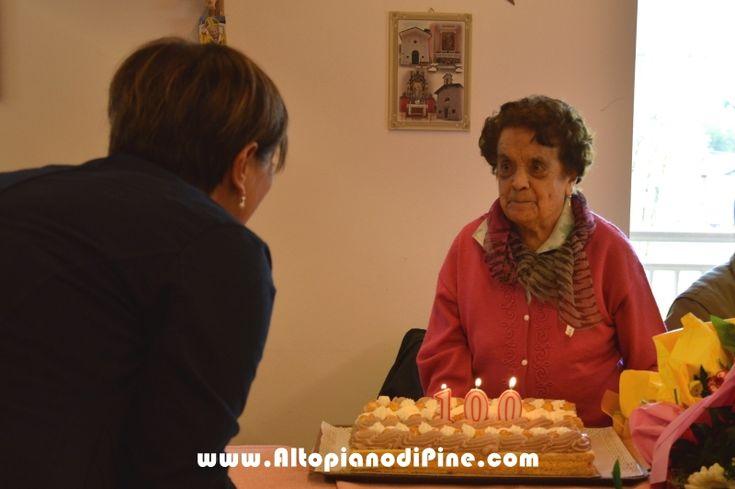 100 anni di Livia Avi