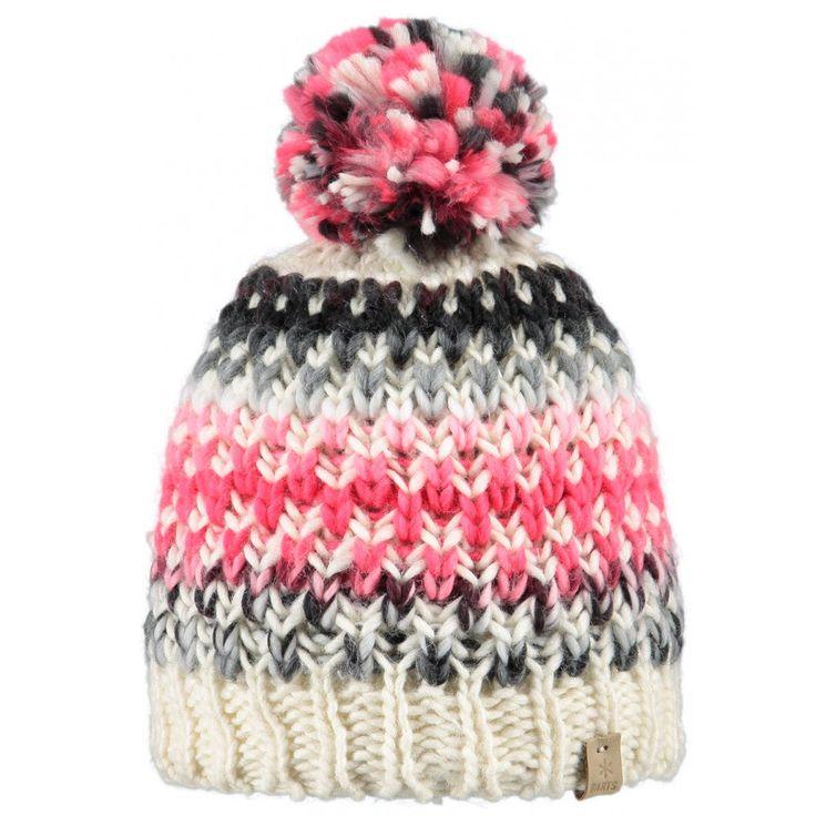 Barts Nicole Beanie Womens Ski Hat in Biege. I love the style
