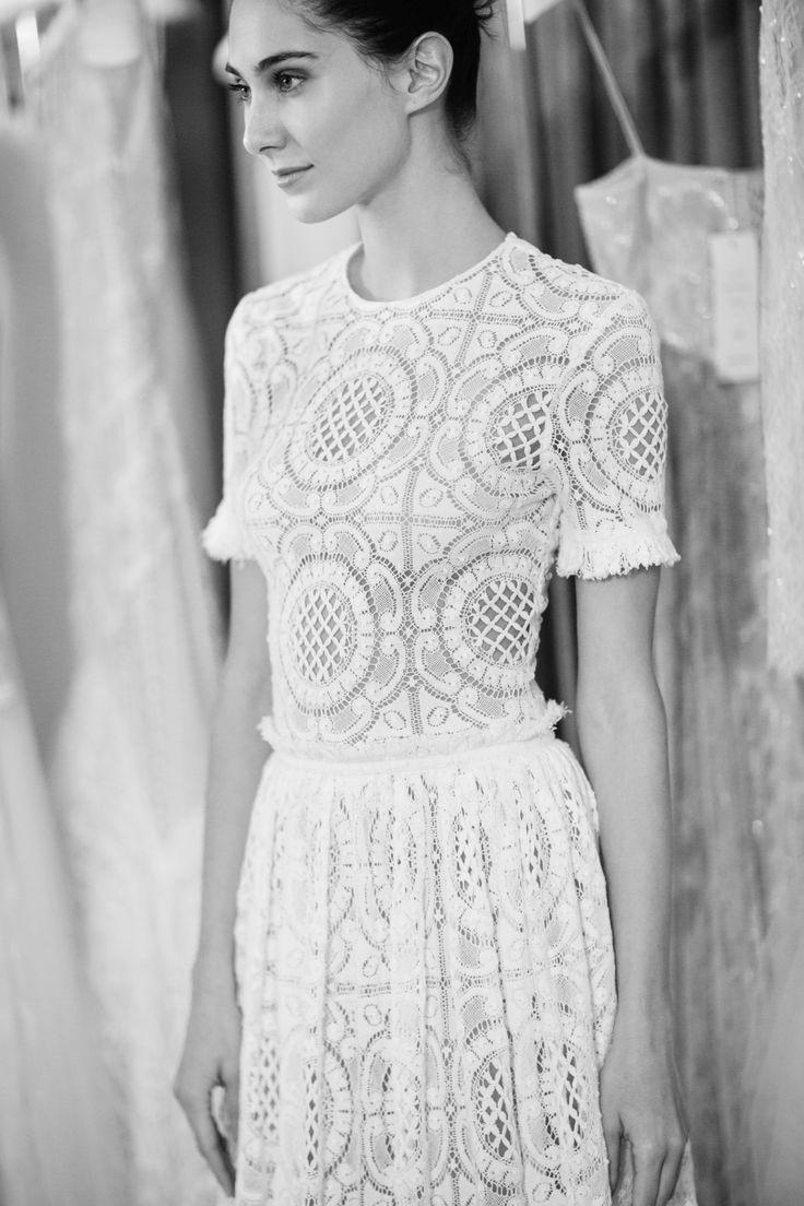 FOR THE DRESS || Lace love for Christos Costarellos coming soon to The Bridal Atelier || NOVELA BRIDE...where the modern romantics play & plan the most stylish weddings.... www.novelabride.com @novelabride #jointheclique #novelabride