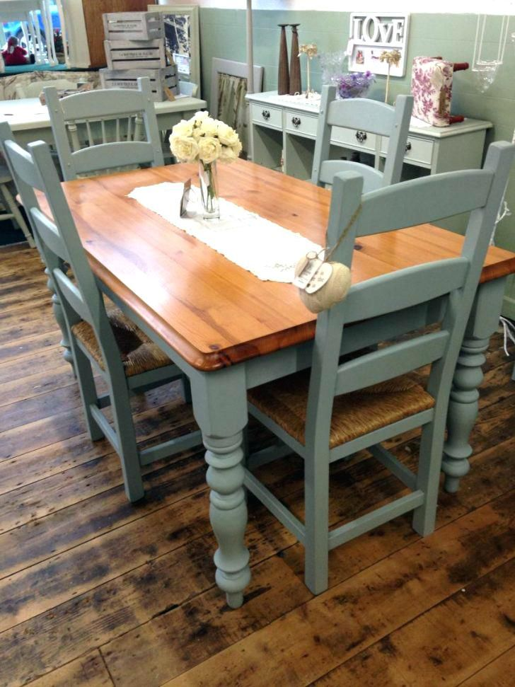 Refurbished Tile Table Ceramic Gray Wood Tile Inlay Table Color