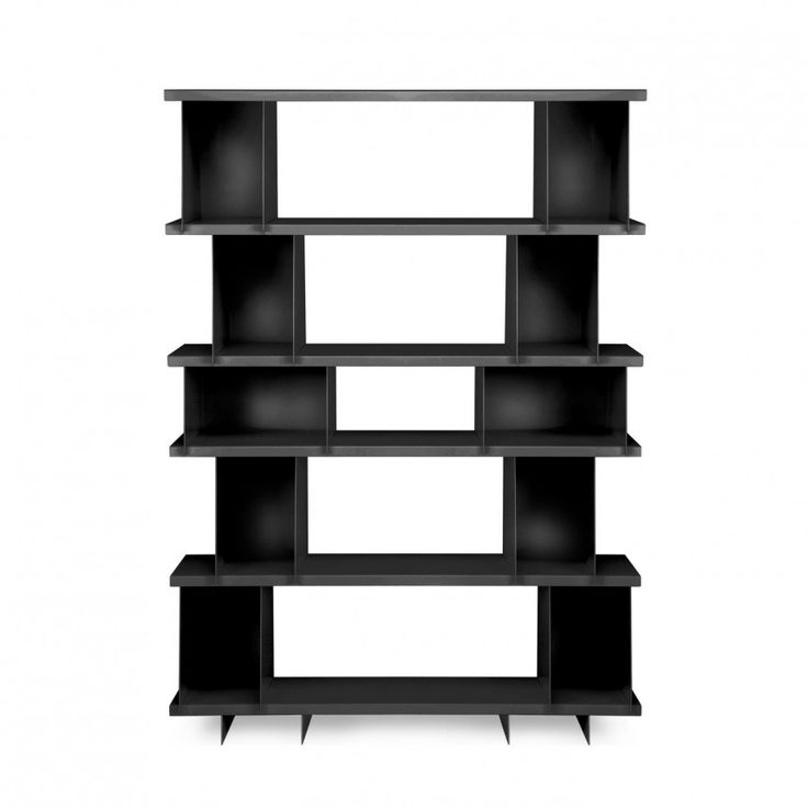 Charming A Modular Shelving System Designed By Blu Dot. Buy Shilf Modular Shelving  Components In White, Black And Ivory Finishes. Nice Look