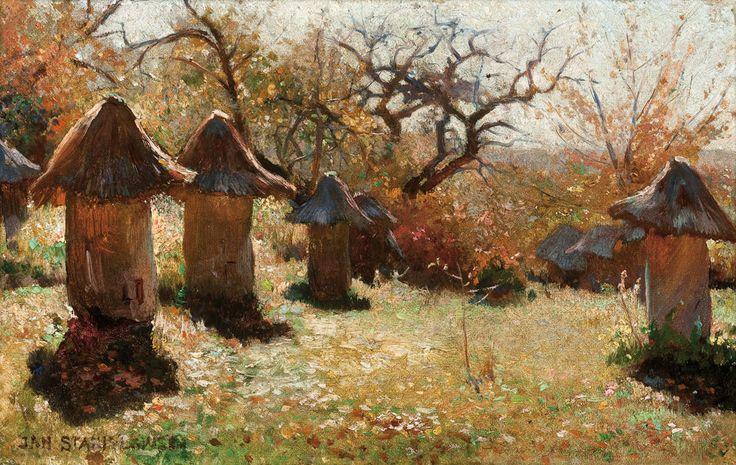 Jan Stanisławski, Ule na Ukrainie